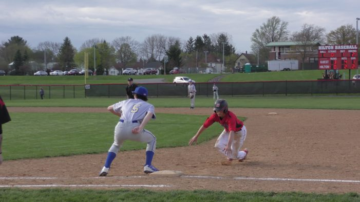 Monday Wrap: D'Amato and Hornell walk off; Sanchez paces R-H