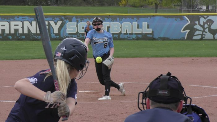 Phelan moves up Ks list, collects two hits in Kearney victory