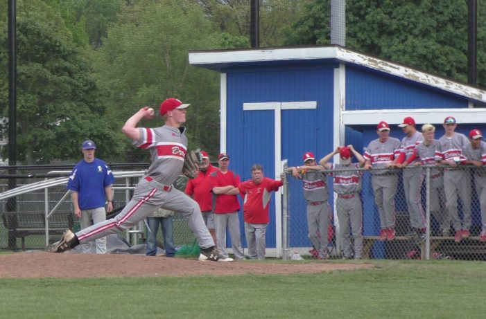 Crunick and Vigneri lead Canandaigua into the A1 finals
