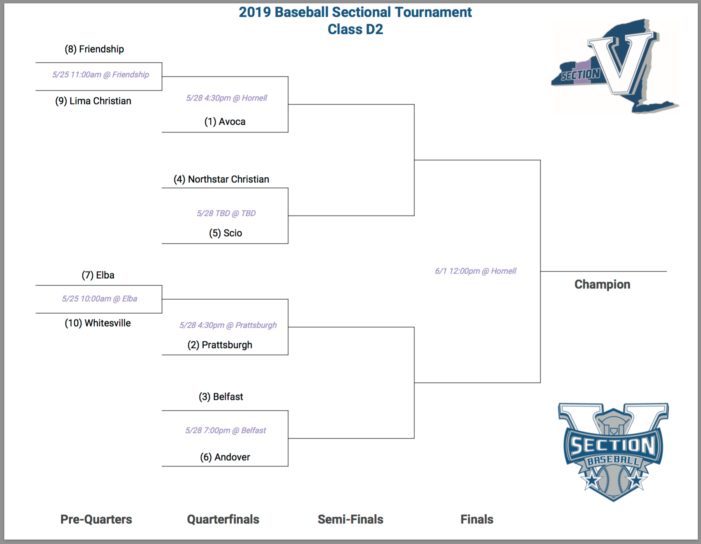 Section V Playoff Preview: Class D2