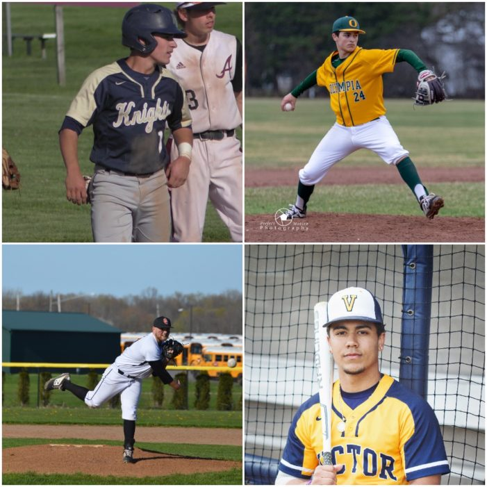 Rosso, Puglia, Cummings, Alphonse secure Monroe County's Player of the Week for the final week of the regular season