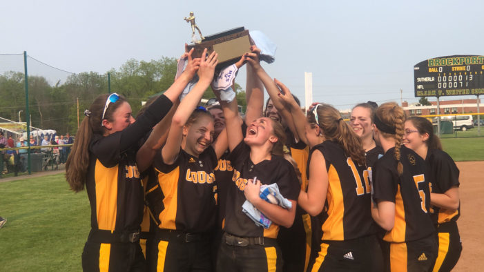Honeoye Falls-Lima claims 1st softball sectional title in school history