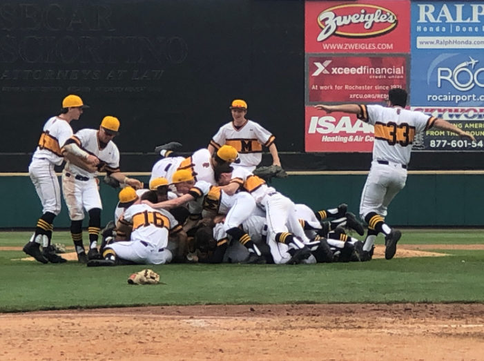 McQuaid wins Section V Class AA title, another step toward 'big goals'