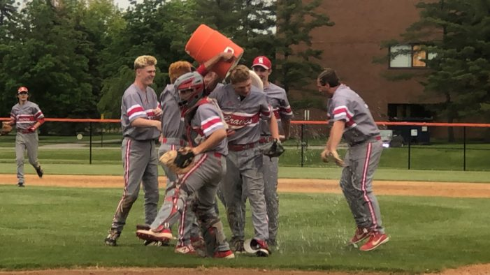 Cooper Crunick throws no-hitter, Canandaigua advances to Far West Regional