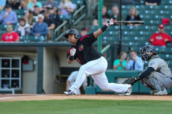 Who are these guys? Astudillo, Wings run streak to eight