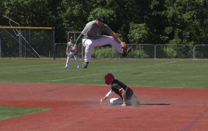 ICBL Sunday: Capital City sweeps weekend