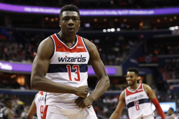 NBA Free Agency: Rochester-native Thomas Bryant reportedly re-signs with Washington Wizards for $25M