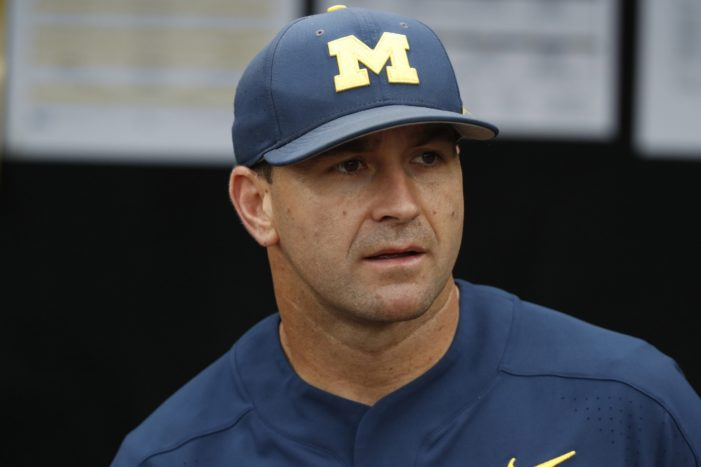 Michigan's Bakich selected 2019 NCBWA National Coach of the Year