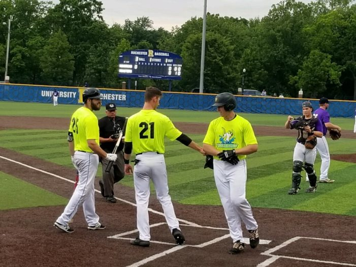 ICBL Monday: Flyin' Fish bounce back; Coy and Gauer go deep for Lake Monsters
