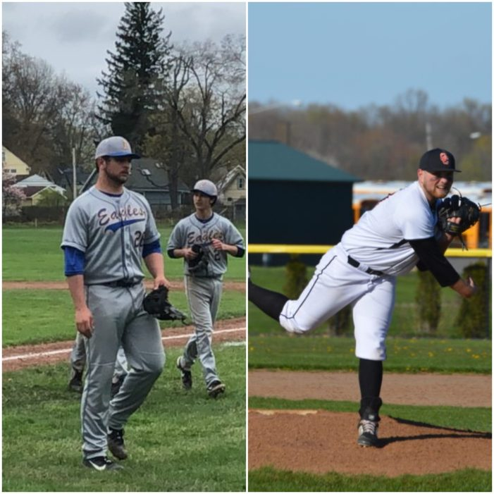 Legion baseball Monday wrap: Doud, Irondequoit Post split doubleheader