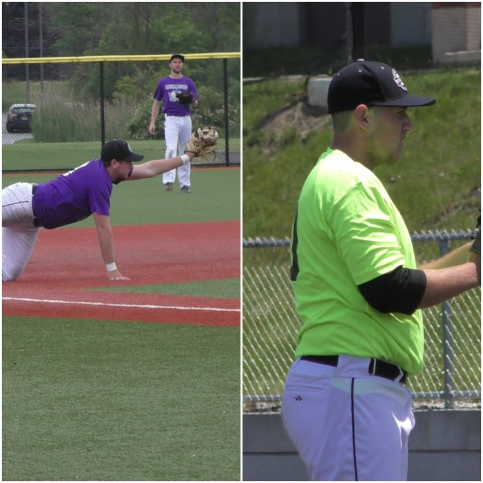 Broderick and Hillabush grab ICBL weekly honors