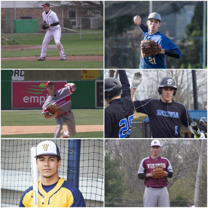 Rosso, Ziehl, Gartland, Sculli, Bockmier, and Sallome are Monroe County's Players of the Year