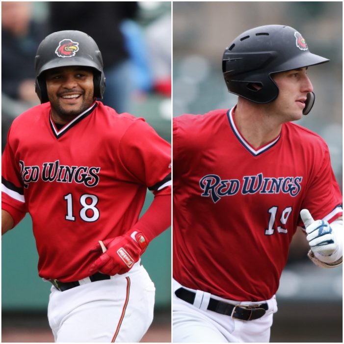 Rooker, Telis Named International League All-Stars