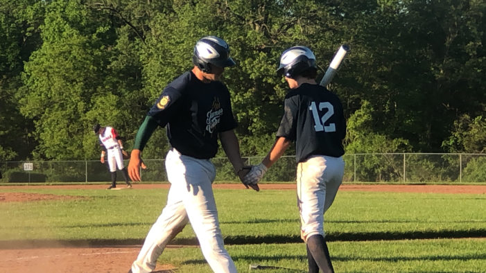 Legion baseball Friday wrap: James Cooke offense erupts; Greece wins opener