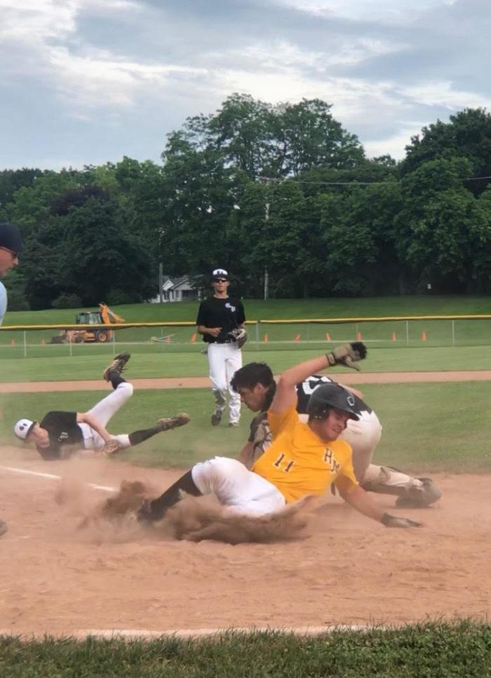 Legion baseball Monday wrap: James Cooke, Rayson Miller stay atop league