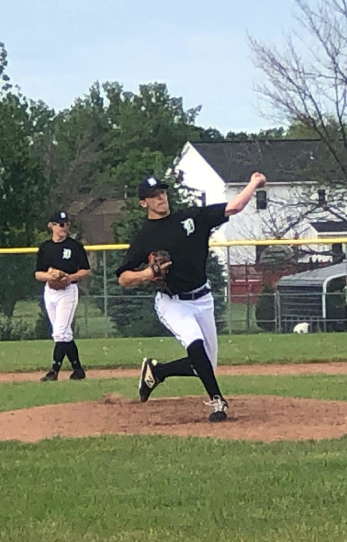 Legion baseball Thursday wrap: Greece, Doud pull off upsets