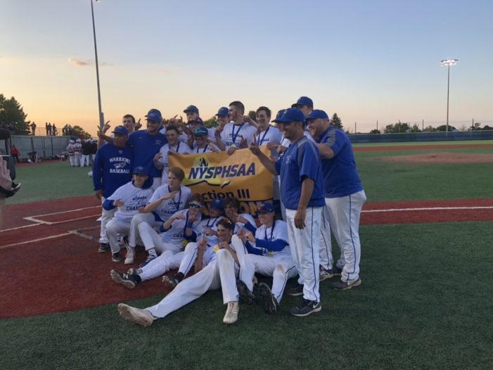 Whitseboro claims Section III Class A title in nail-biter