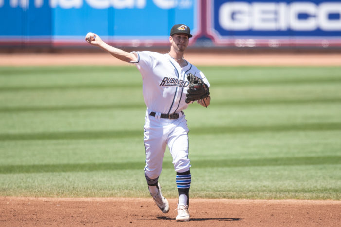 Brighton's Clement tabbed to play in MLB's Arizona Fall League