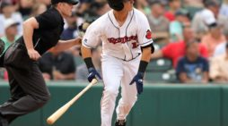 Red Wings drop second straight to Gwinnett