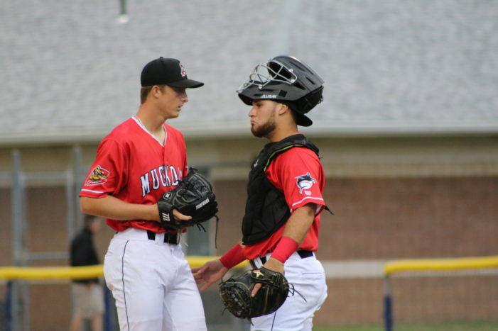 First-place Batavia Muckdogs take second straight from top team in the New York-Penn League