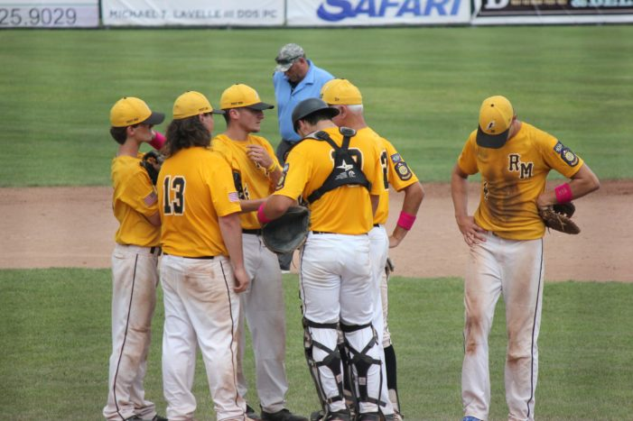 American Legion baseball season canceled for 2020