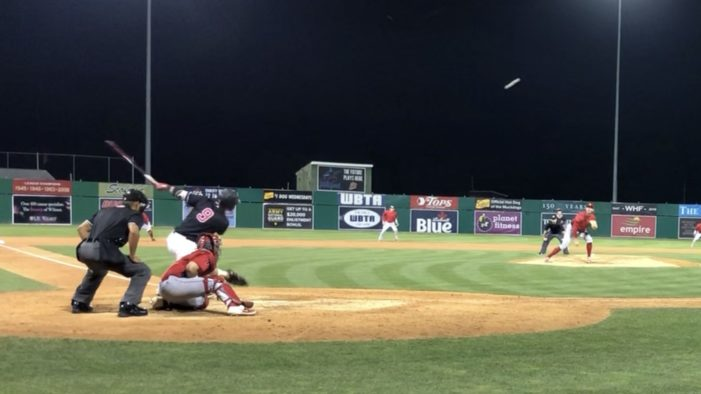 Muckdogs shut out at home
