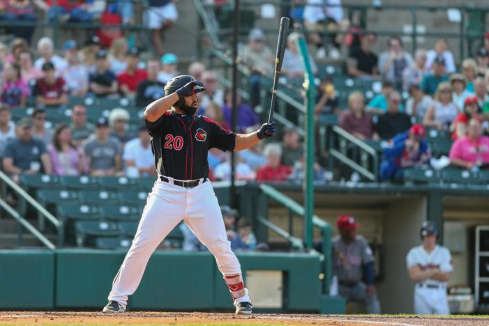 Late rally not enough as Wings fall to Norfolk