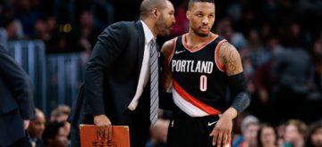 "NBA: Vanterpool's head coaching candidacy has ""Dame Time"" endorsement"