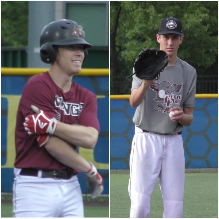 Graham and Moffat grab weekly ICBL honors