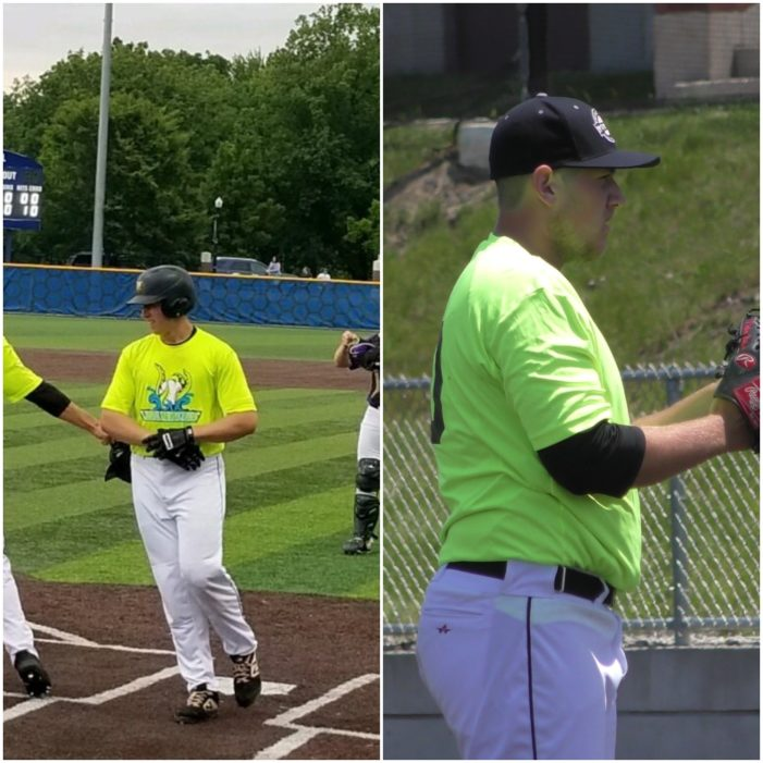 Lake Monsters sweep: Coy and Hillabush nab weekly ICBL honors