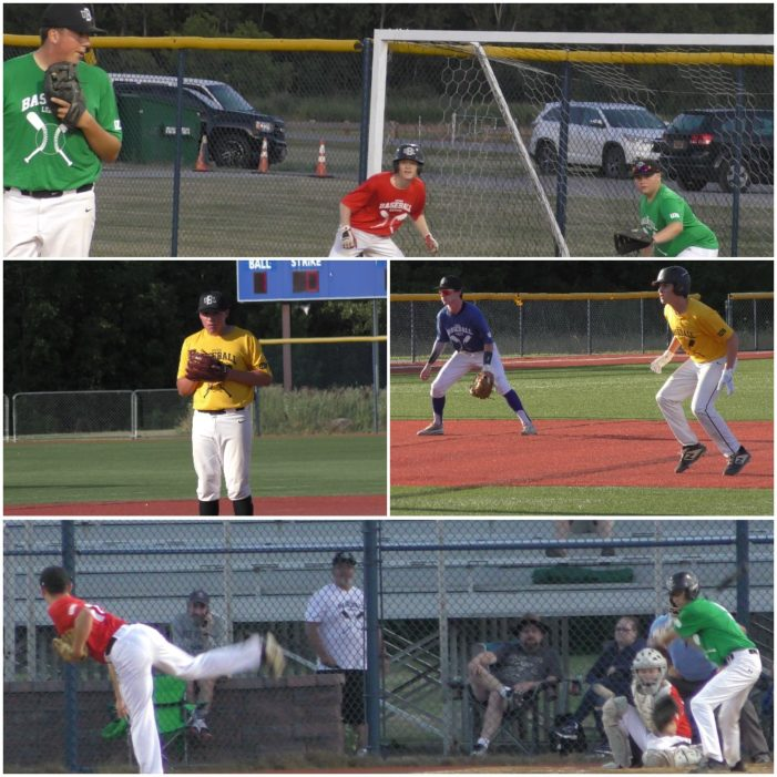 UBL Wednesday: Boprey and Taylor lead DI Blue rally; quartet hurls 2-hitter for DI Red