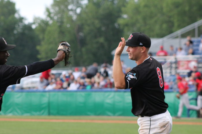 Ready's two-out, two-strike three-run double lifts Batavia Muckdogs over West Virginia and closer to playoffs