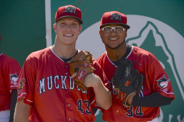 Muckdogs win fourth straight, sweep Tri City