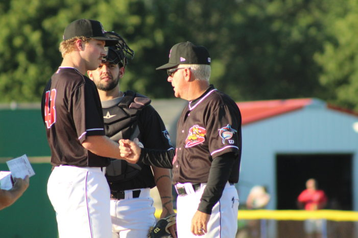 Muckdogs pitchers shut out Mahoning Valley as Batavia increases first place lead