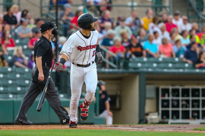 Red Wings fall to Gwinnett, set franchise record for home runs in a season