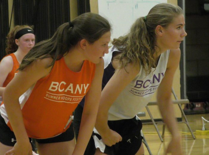 Balanced Rochester (Girls) open BCANY with easy win