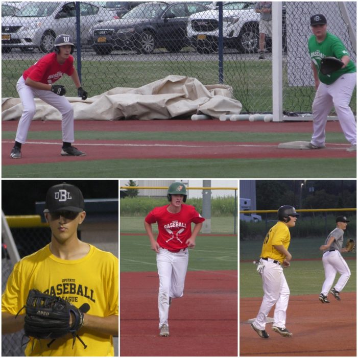 UBL Monday: DI Red pitching trio lead shutout victory; Alphonse produces game-winner for DI Gold