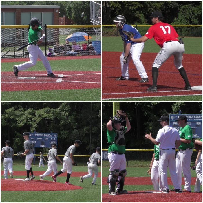 UBL Saturday: Schoenberger caps two-out rally; Tirabassi paces Green