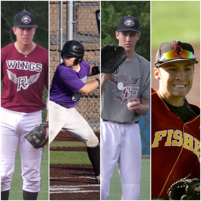 Graham named ICBL MVP; Broderick, Moffat and Pasquale garner end-of-season honors