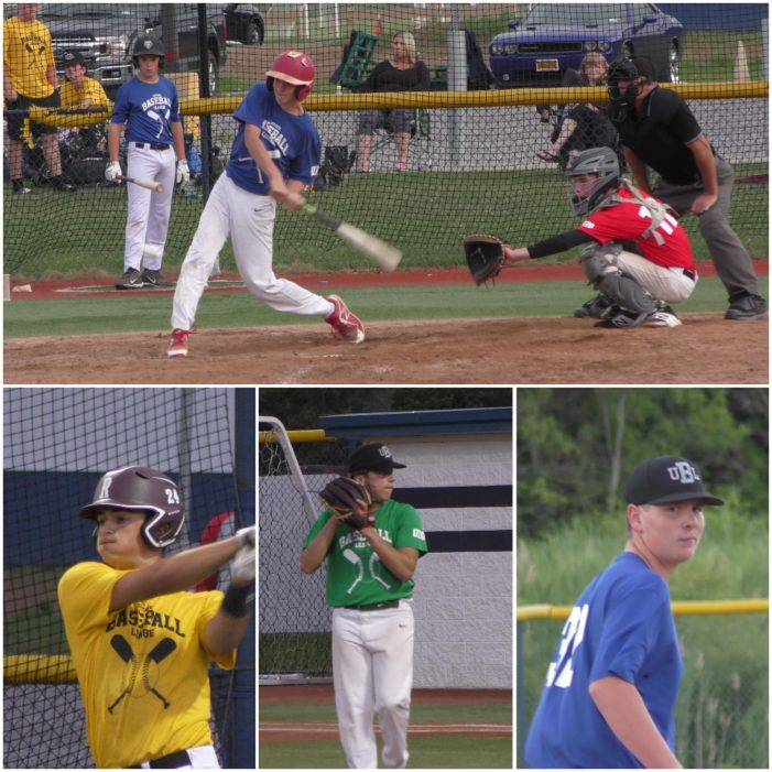UBL Thursday: Derleth paces DII Blue; DI Gold outlasts Tirabassi and DI Green