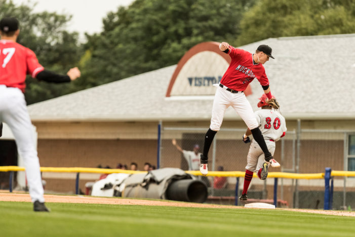 Muckdogs, West Virginia tied going into final game of the season