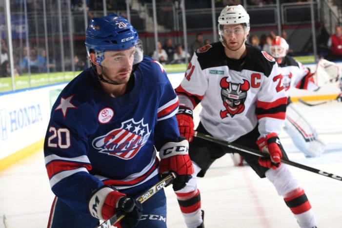Wrinkle to veteran rule part of new CBA in AHL