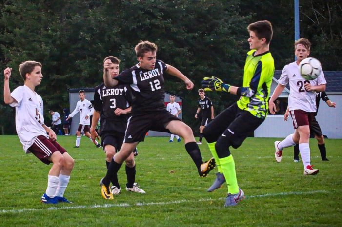 Tuesday Wrap: LaRosa strikes four times in Spencerport's seventh straight win; East Rochester stays undefeated