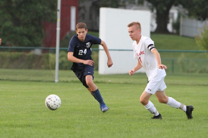 Tuesday Wrap: Fiorica leads Victor to second straight win; Domm brothers pace East Rochester