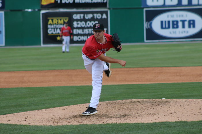 Muckdogs fall in extra innings, 4-3, Lowell advances to New York-Penn League championship game