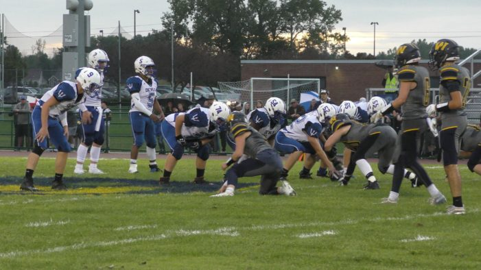 Friday Gridiron Wrap: Mason Ferrara's strong offensive performance leads Honeoye Falls-Lima; Kyle Wade paces Cal-Mum/Byron Bergen