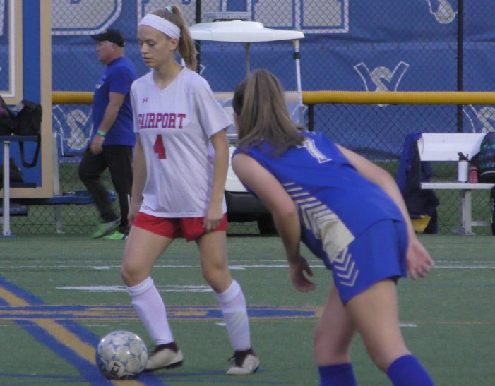 Fairport and Webster Schroeder play to a scoreless draw
