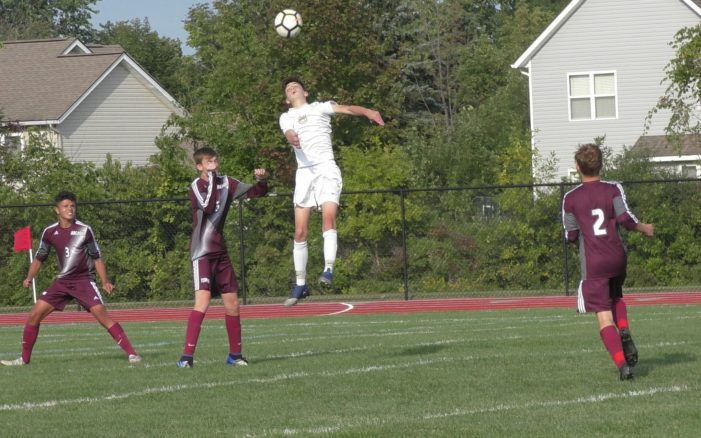 Friday Wrap: McMillan nets hat trick in Penfield win; Balch leads Olympia
