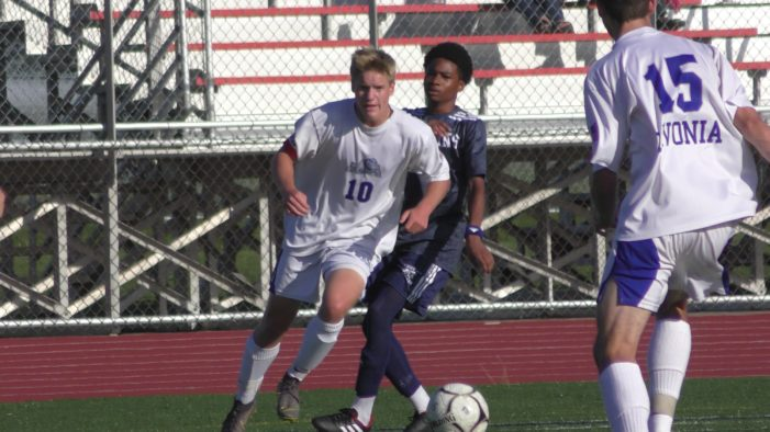 Livonia and World of Inquiry play to a draw