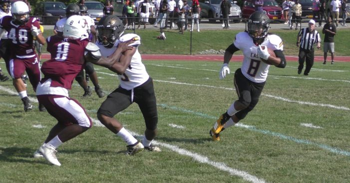 Critical 4th-down stop propels East past Arcadia
